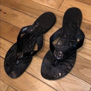 Tory Burch flip flops sandals shoe flats
